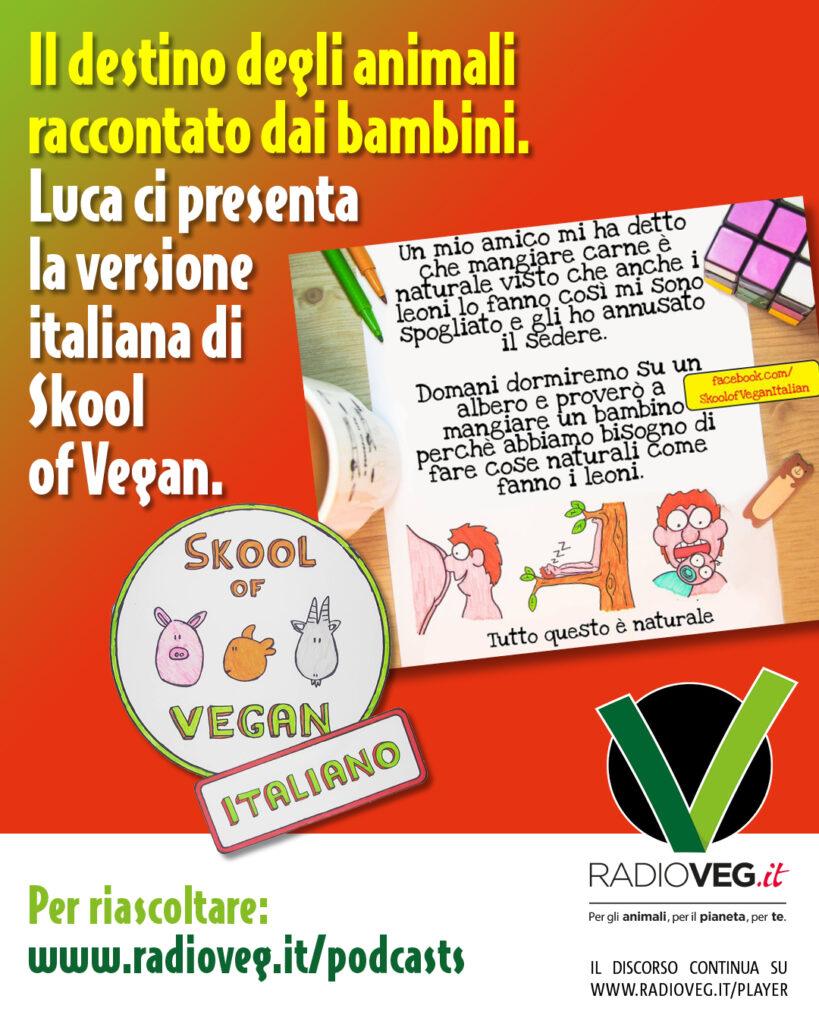 Skool of vegan