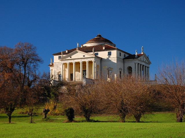 Vicenza - Villa Almerico Capra