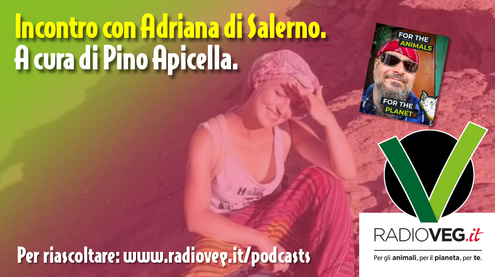LE INTERVISTE DI PINO - ADRIANA FIORILLO