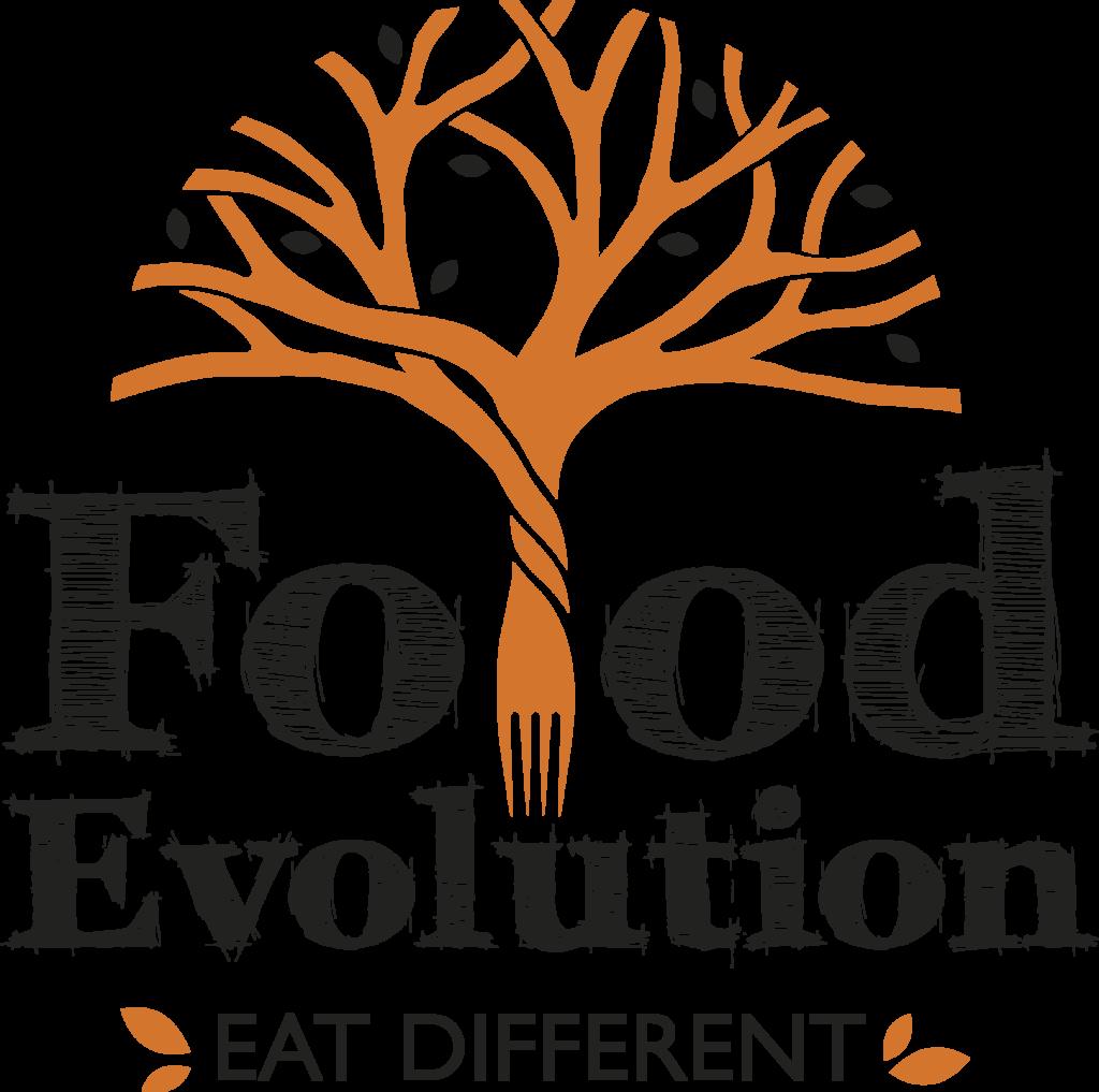 FOOD EVOLUTION LOGO