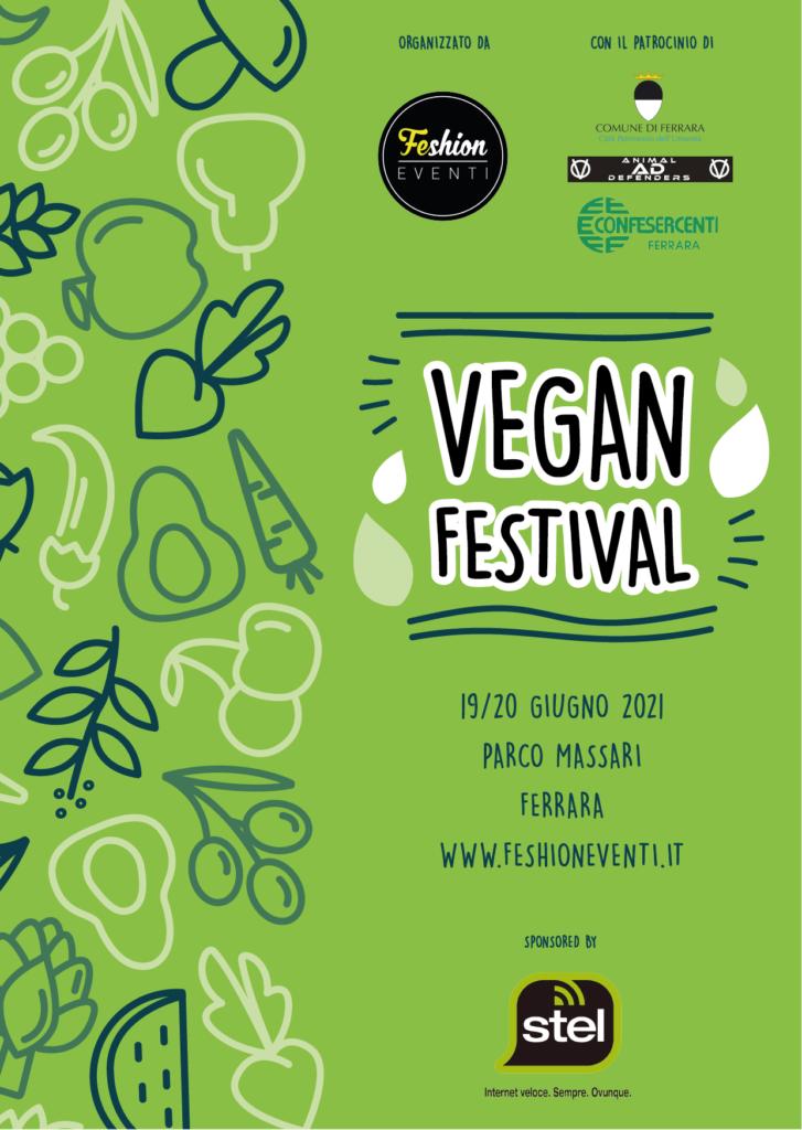vegan festival 2021 ferrara