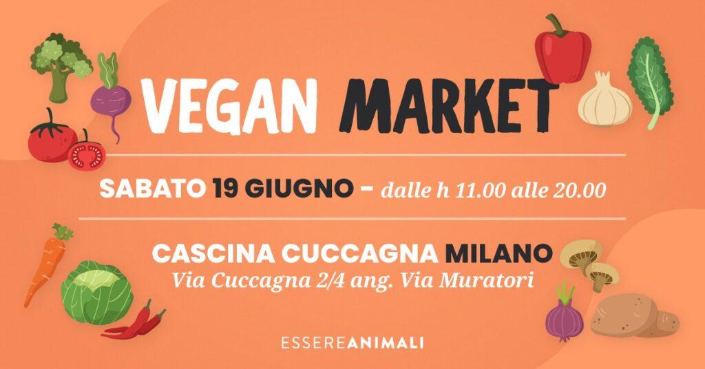 vegan market 2021