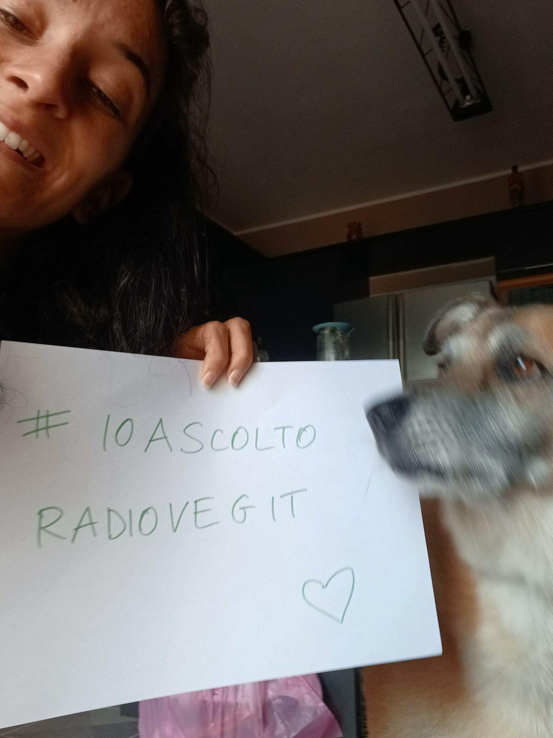 #ioascoltoradiovegit